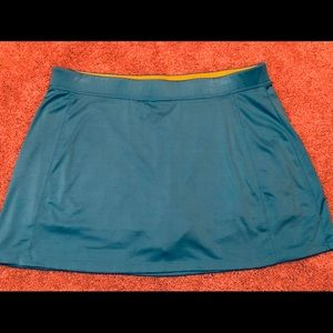 Danskin Now Tennis Golf Skort. Sz Lg 12-14
